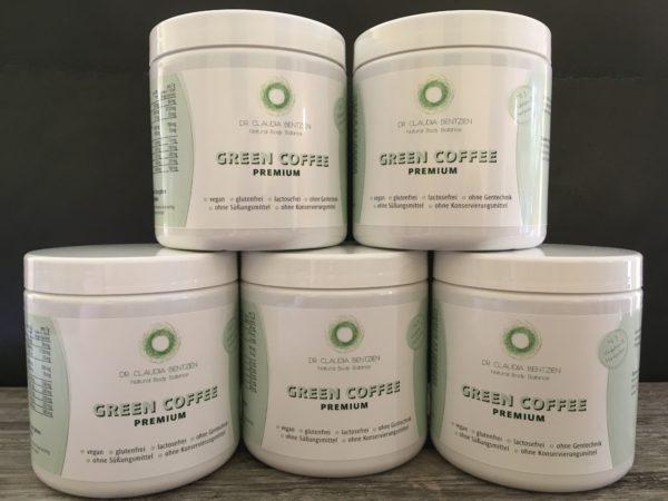 Green Coffee Premium (5er Pack)