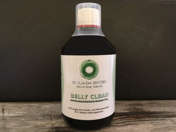 Darmreinigung | Belly Clean