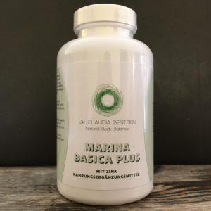 Säure-Basen-Balance mit Marina Basica Plus